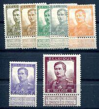 BELGIEN 1912 93-99 * TADELOS 160€(J0174