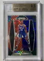 MARKELLE FULTZ 2017-18 RC RED WHITE & BLUE Panini Prizm Rookie BGS 9.5 Gem Mint!