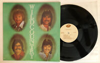 WildCountry - Self Titled - 1975 US 1st Press in Shrink (EX) Rare Early Alabama