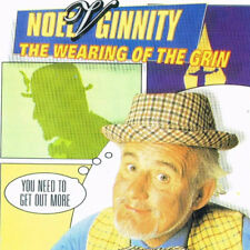 Noel V. Ginnity - The Wearing of the Grin | NEW & SEALED CD (Irish Comedian)