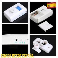Timbre Sensor De Movimiento Detector Movimiento Inalámbrico Color Blanco Calidad