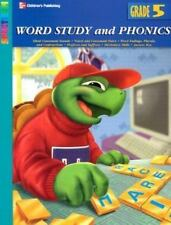 NEW Spectrum WORD STUDY and PHONICS Practice work-BOOK 5th Grade Plurals