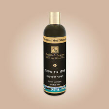 "Treatment Mud Shampoo for Hair and Scalp ""H&B"" Dead Sea SPA 400ml, FREE Shipping"