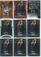 ( 9 ) Rookie Card Lot 2019-20 Panini Prizm Select Jarrett Culver Auto Pulsar