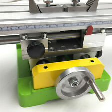 X-Y Clamp Cross Slide Worktable Vise Fixture Multifunction Milling Drill Machine