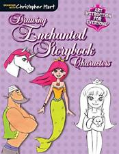 Christopher Hart-Drawing Enchanted Storybook Charact  BOOK NEW