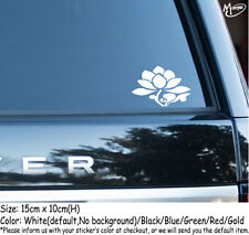 LOTUS Reflective Car Truck  Sticker Decal  Stickers Best Gifts