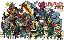 Fantastic Four John Byrne Poster 24 x 36 Brand New Rolled In Tube Comic Kings