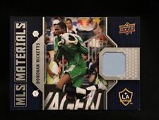 2011 Upper Deck Soccer Donovan Ricketts GALAXY USED WORN MLS Materials