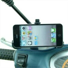 Dedicated Scooter Moped Mirror Stem Mount Phone Holder for iPhone 5