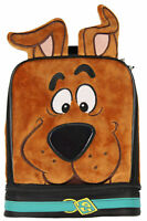 Scooby Doo Character Embroidered Face with 3D Ears Lunch Bag Lunch Box Tote