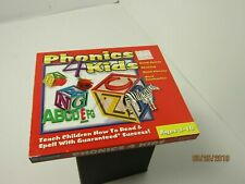 Cosmi Phonics 4 Kids [Windows]