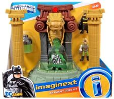 Imaginext DC Super Friends Batman Melma Pit Playset * Nuovo di Zecca *