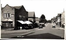 Scalby near Scarborough # 4. M.Thornton Family Grocer's Shop.
