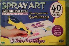 SprayArt Airbrush Pen Stationary Studio