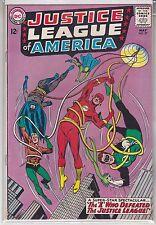 Justice League of America #27 DC Comics 1964 Batman, Aquaman, Flash, GL, Robin +