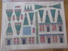 IMAGE EPINAL PELLERIN  1920 N° 888 CONSTRUCTIONS PORTE A MOSCOU URSS