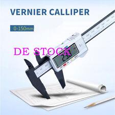 Digitaler Schieblehre Digital LCD Messchieber Messschieber Caliper 0-150mm DE