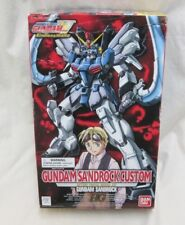 Premium Bandai MG 1/100 GUNDAM SANDROCK CUSTOM EW Model Kit W Endless Waltz