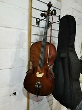 More details for hans joseph hauer 1/4 cello german made model sce-s 2014 with bow & carry case