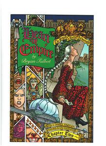 Heart of Empire #2 NM- 9.2 Dark Horse Comics 1999 Bryan Talbot
