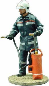 Del Prado 1/32 Figure Fireman - firedress - Vienna-Austria-2004 BOM097