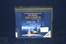 STARRY NIGHT by Debbie Macomber Audio Book on CD ex-library