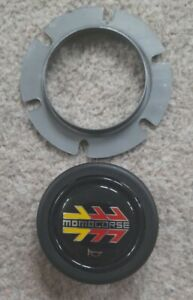 Momo Italy Corse Horn Push Centre Button for Steering Wheel Genuine Vintage
