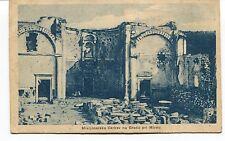 1940 Misijonarska Cerkev na Grudu pri Mirnu Guller Merna Gorizia Lucca FP B/N VG