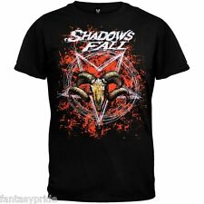 Unisex Shadows Fall - Ram Star Black short sleeve cotton  T-shirt - NEW (Large)