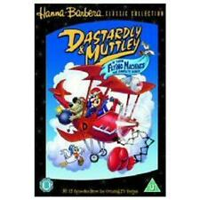 Dastardly And Muttley: The Complete Collection 3-Disc Dvd New Factory Sealed