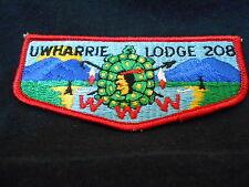 Uwharrie 208 s3 Flap