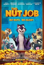 The Nut Job movie poster - Will Arnett  poster - 11 x 17 inches - Animation