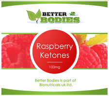 BETTER BODIES STRONG WEIGHT LOSS SLIMMING PILLS RASPBERRY KETONES 2 MONTH SUPPLY