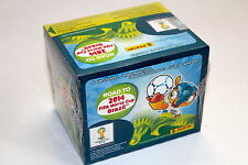 Panini Road to FIFA World Cup brasil 2014-display box cajita 50 bolsas calidad