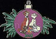 Disney Auctions Holidays Aristocats Le Pin