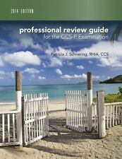 Professional Review Guide for CCS-P Exam, 2014 Edition-ExLibrary