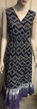 Sundress Unbranded Machine Washable Geometric Dresses for Women