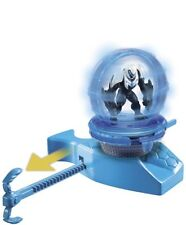 MAX STEEL Turbo Strength Turbo Battlers Toy 5cm Figure Mattel Y1400 BOX DAMAGE
