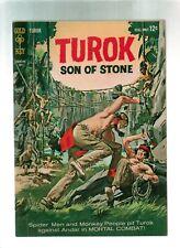 Turok Son of Stone #39  Gold Key Comics 1964