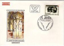 Austria 1980 Federal Army SG 1887 FDC