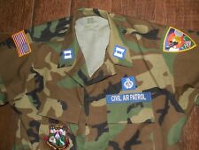 New Captains CIVIL AIR PATROL // CAP BDU UNIFORM Colorado CO-147 Thompson Valley