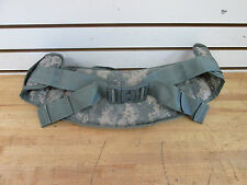 US MILITARY ACU MOLLE II MOLDED WAISTBELTS, NSN: 8465-01-524-7232 ~GENTLY~USED~