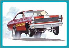 AMT 1151 1/25 1967 Mercury Cyclone Eliminator II/Dyno Don Model Kit