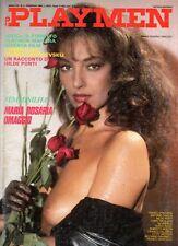 rivista erotica - PLAYMEN EDIZIONE ITALIANA - Anno 1985 Numero 2
