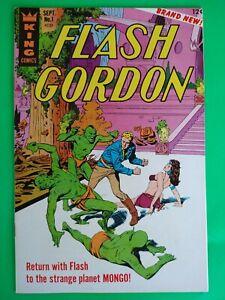 Flash Gordon King #1  King Comics 1966