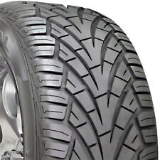 2 NEW 255/50-19 GENERAL GRABBER UHP 50R R19 TIRES