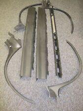 BMW X5 3.0i Genuine (4) Wheel Arch Trims/fender flare & (2) sills