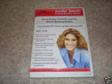 "Dani Johnson 2 Cd Set ""Insider Secrets To Home Business Success"""