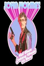 1970s John Holmes Tell Them Johnny Wadd is Here! poster replica magnet - new!